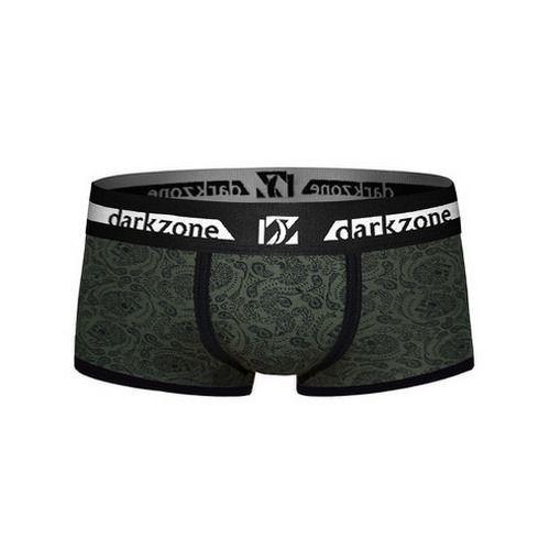 Трусы мужские боксеры хаки DARKZONE DZN3216