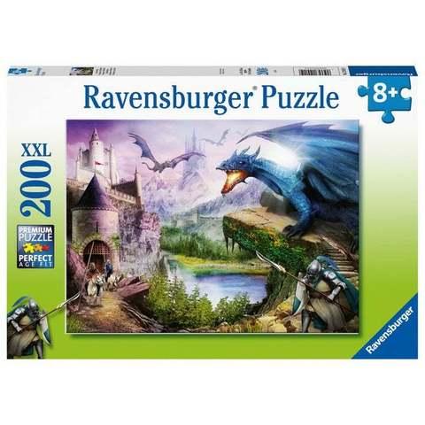 Puzzle Mountains of Mayhem 200 pcs
