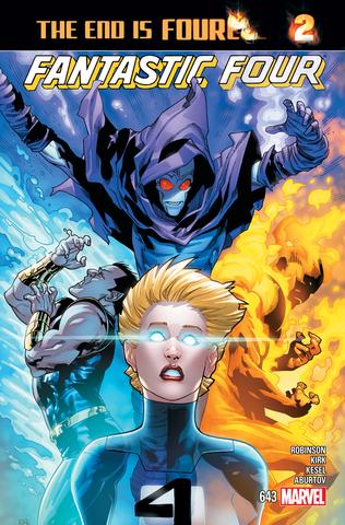 Fantastic Four #643