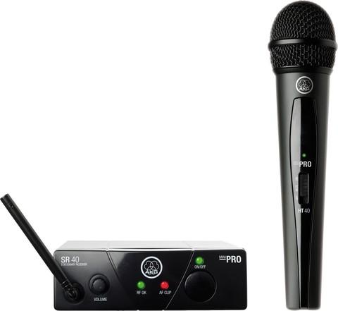 AKG WMS40MINI Vocal Set BD US25B вокальная радиосистема