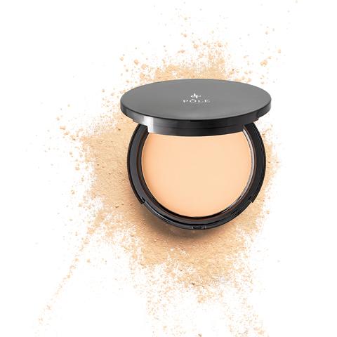 Компактная пудра для лица POLE Elle Perfect №02 Light  Nude