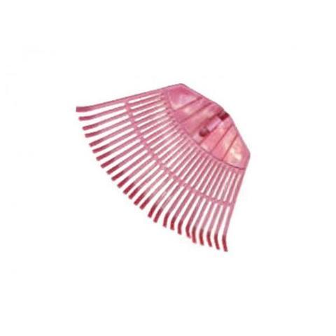 Грабли веерные 26-зуб.пластмассовые б/ч (430х220) 010814