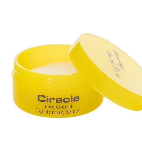 Ciracle Очищающие салфетки Pore Control Tightening Sheet