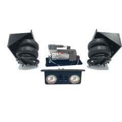 Iveco Daily 35S12-35S15 пневмоподвеска задней оси + система управления 2 контура (без ресивера)