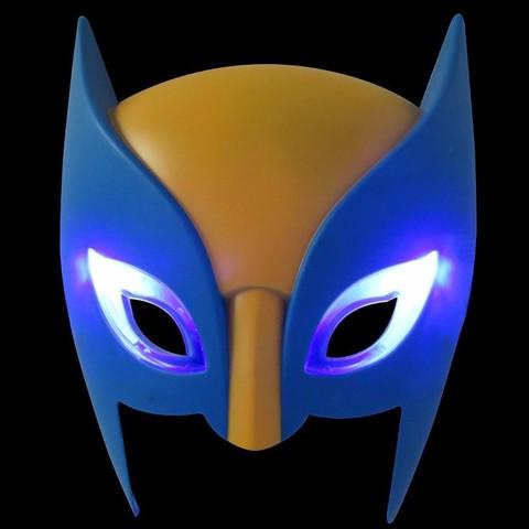 Дэдпул и Росомаха Светящаяся маска