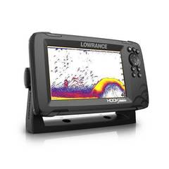 Эхолот Lowrance HOOK REVEAL 7 83/200 HDI ROW (000-15518-001)