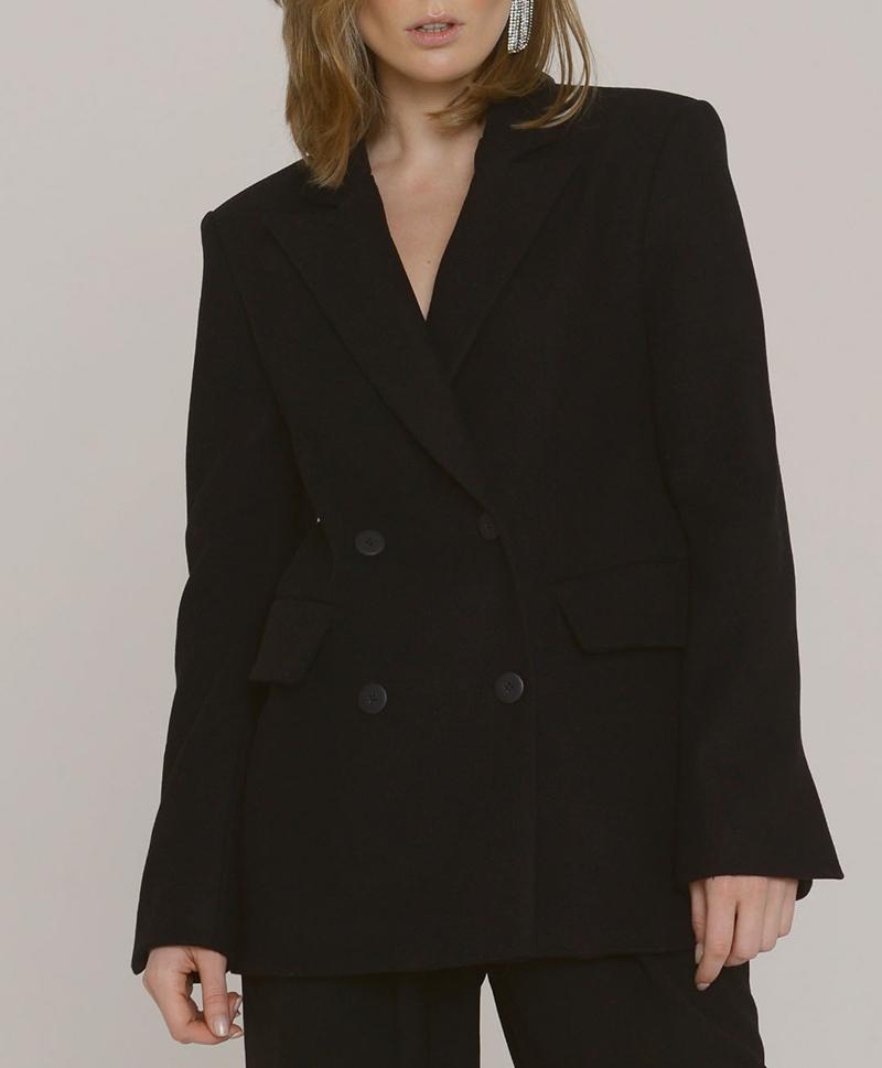 пиджак-черный