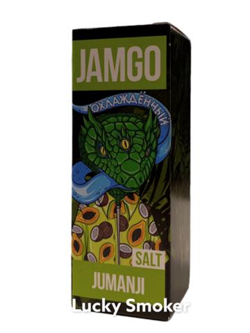 Жидкость Jamgo Salt 30 мл Jumanji