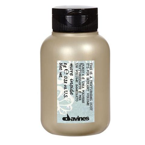 Davines More Inside: Пудра-текстуризатор для мгновенного обьема волос (Texturizing dust)