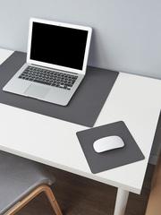 Комплект ковриков на стол, цвет мокрый асфальт