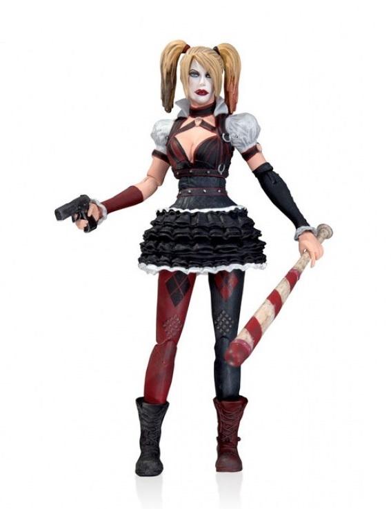 Фигурка Рыцарь Аркхэма Харли Квинн — Arkham Knight Harley Quinn