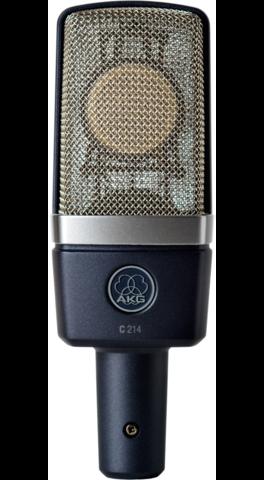 AKG C314 микрофон конденсаторный