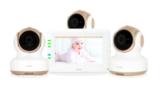Видеоняня Ramili Baby rv1000 с тремя камерами