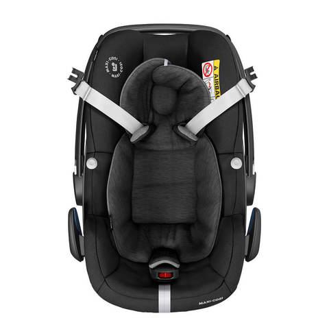 Автокресло Maxi-Cosi Pebble Pro i-Size Essential Black