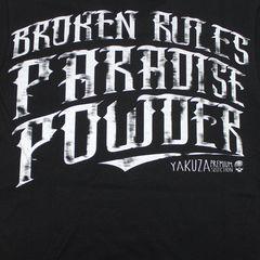 Футболка черная Yakuza Premium 3101-1