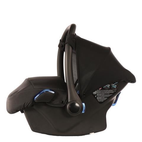Автокресло JUNAMA (Ткань) черное с синим  AJ-I02