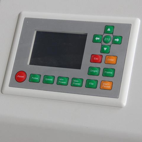 Лазерный гравировальный станок с ЧПУ Ketai Laser 4060, 60 Вт