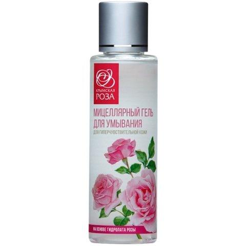 Мицеллярный гель «для Чувствительной кожи»™Крымская Роза