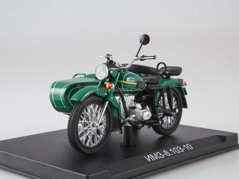 Motorcycle IMZ-8.103-10 1:24 Our Motorcycles (MODIMIO Collections) #1