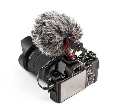 Микрофон BOYA BY-MM1 (Совместим со смартфонами, DSLR-камерами, компактными видеокамерами, ПК)
