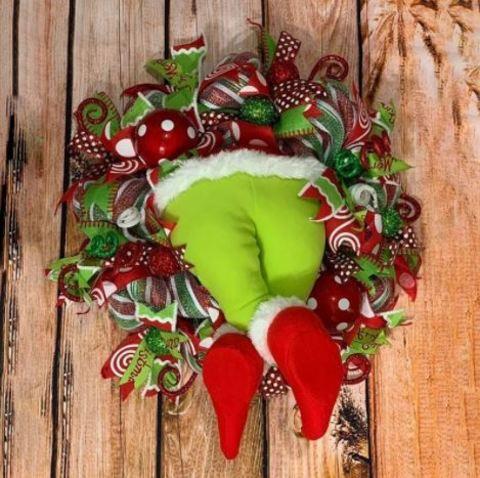 Рождественский венок 4