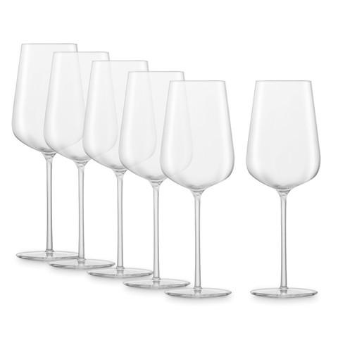 Набор бокалов для белого вина Riesling 406 мл, 6 шт, Vervino