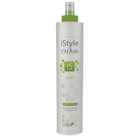 iStyle Спрей для укладки волос с легкой фиксацией iSoft