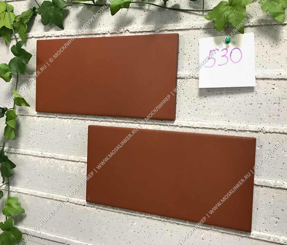 Paradyz - Plain Rosa - Цокольная клинкерная плитка, 30х14,8