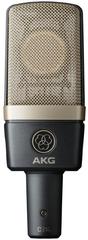 AKG C314 микрофон конденсаторный кардиоидный