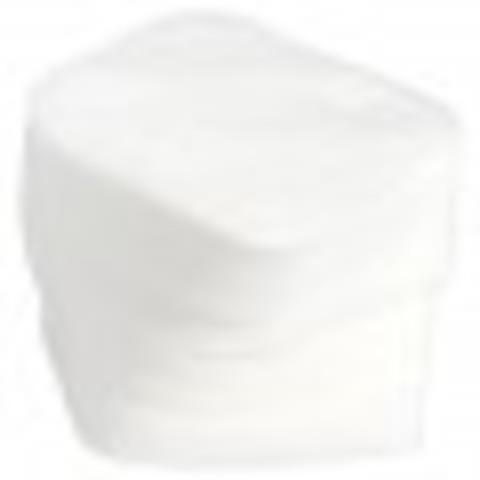 Салфетка спанлейс белый     5х5см 100шт/уп /БМ/