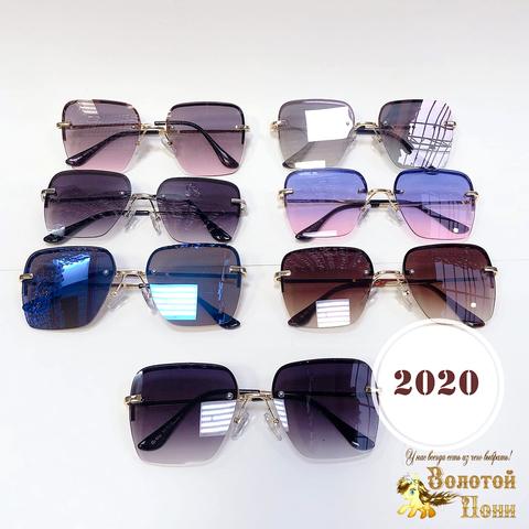 Очки солнцезащитные детские (5-10) 200320-F5438