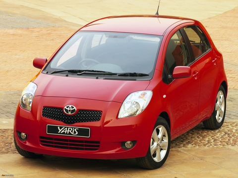 Задняя Пневмоподвеска Toyota Yaris