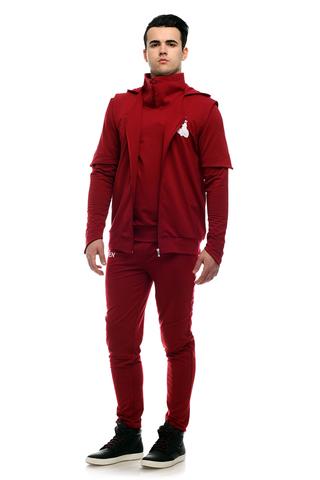 Спортивный костюм LeRen Ultimatum Armor 3 Berserk Red