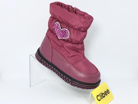 Clibee(зима) K909 Peach 22-27