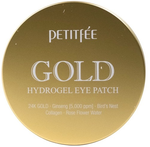 Petitfee Gold Hydrogel Eye Patch патчи для глаз