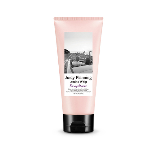 Пенка для умывания A'PIEU Juicy Planning Amino Whip Foaming Cleanser 130 ml