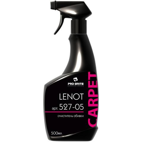 Средство для чистки мебельной обивки Pro-Brite Lenot 0.5 л (концентрат)