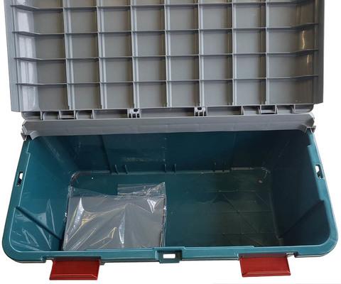 Экспедиционный ящик IRIS RV Box Car Trunk 85, внутри.