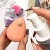 Спонж для макіяжу Makeup Beauty Sponge Peach Joko Blend (2)
