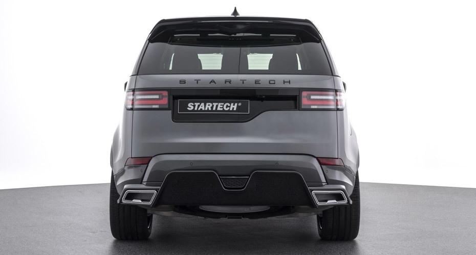 Обвес Startech для Land Rover Discovery 5