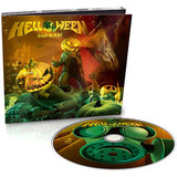 Helloween / Straight Out Of Hell (RU)(CD)