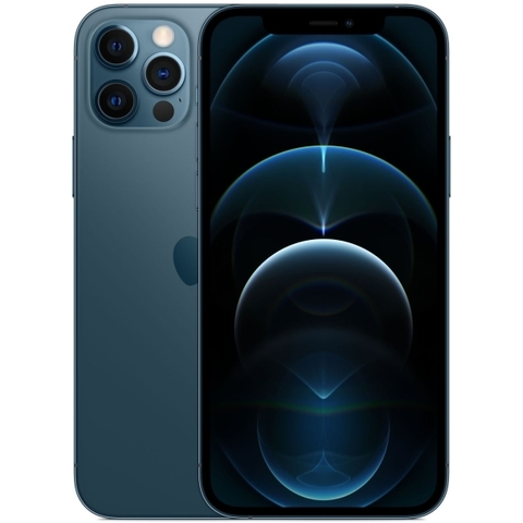 Купить iPhone 12 Pro Max 128Gb Blue в Перми