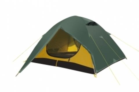 Палатка Cloud 3 , Зеленый
