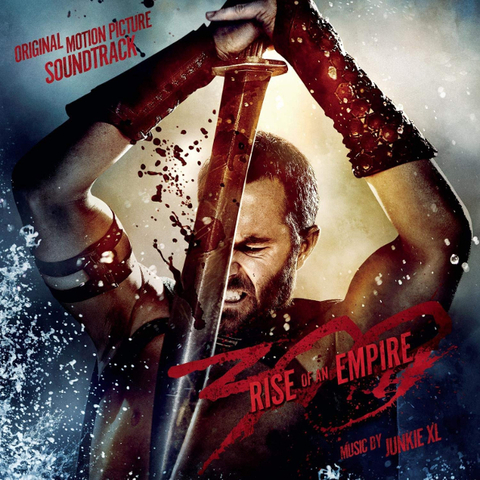 Soundtrack / Junkie XL: 300 - Rise Of An Empire (CD)