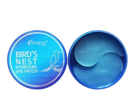 Esthetic House Гидрогелевые патчи для глаз с экстрактом ласточкиного гнезда Bird's Nest Hydrogel Eye Patch, 60 шт