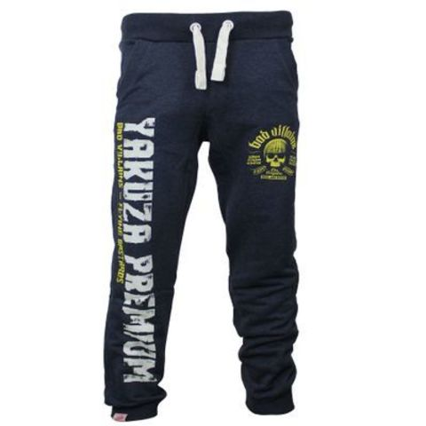 Штаны темно-синие Yakuza Premium 2850