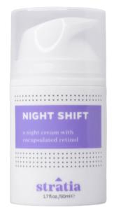 Stratia Night Shift ночной крем с ретинолом 50мл