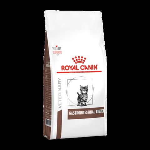Royal Canin Gastro-Intestinal Kitten Сухой корм для котят в возрасте от 2 до 10 месяцев при нарушениях пищеварения