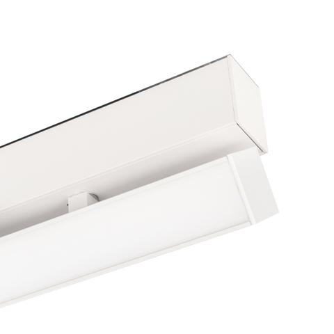 Светильник MAG-FLAT-FOLD-45-S805-24W Day4000 (WH, 100 deg, 24V) (ARL, IP20 Металл, 3 года)