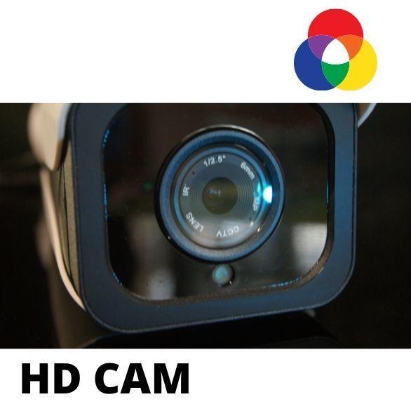Уличная 3 Мп HD камера наблюдения с ИК прожектором описание